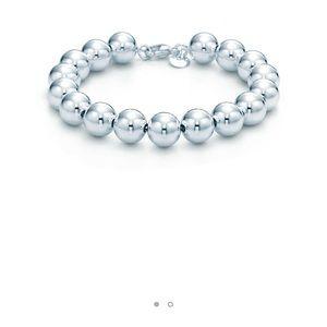 Tiffany headwear ball bracelet. Gorgeous.